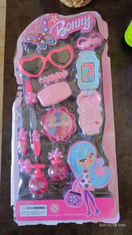 Doll make up set available for sale