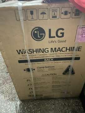 Brand new L.G Washing machine sealed packed.