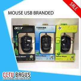 MOUSE USB BRANDED