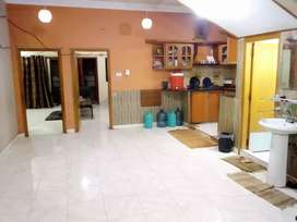 4 BED-DD (220 SQ YARDS) GROUND FLOOR PORTION FOR SALE