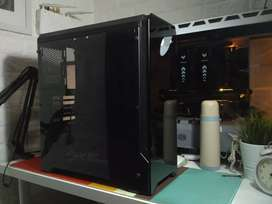 Casing gaming pc digital alliance taltikum night