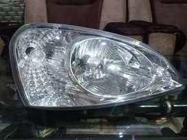 Indica Car headlight (R)right hand UNO Minda