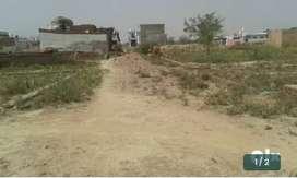Plot in Ganesh Vatika colony behind ATV