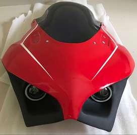 Kedok Ducati/ headlamp GSX 150 R
