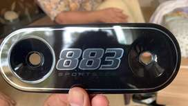 Harley iron 883 original accessories for sale