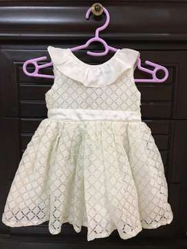 Hopscotch frock dress baby girl 2 years