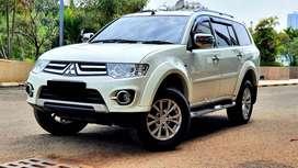 Mitsubishi Pajero Exceed 2015 antikkk