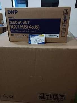Printer Photo DNP DSRX1HS, Ready banyak Surabaya
