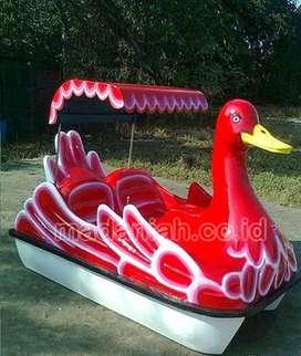 Wahana Sepeda Air Bebek Terlengkap