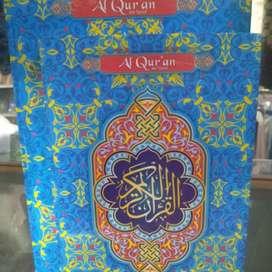 Al-Qur'an dan Tajwid bahan HVS