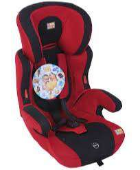 Mee Mee Convertible Baby Car Seat - Red