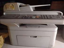 Xerox + printer