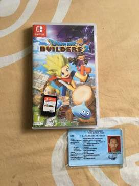 Dragon Quest Builders 2 Switch