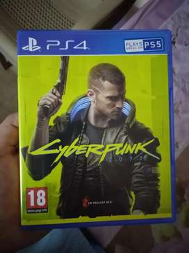Cyberpunk 2077 for PS 4/5 Sony Playstation