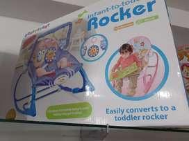 Bouncher rocker 10 in 1
