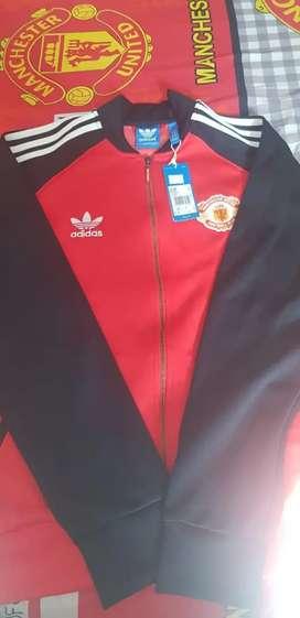 Jaket Adidas Manchester United