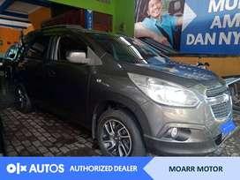 [OLX Autos] Chevrolet Spin 1.5 LTZ Bensin MT 2013 AbuAbu #Moarr Motor