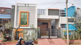 EAST FACING INDEPENDENT 2BHK HOUSE 100SQYRDS 850SFT@NAGARAM(GATED)
