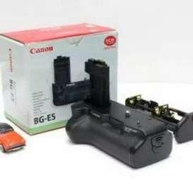 Baterai grip BG-E5 canon for 450D 500D 1000D