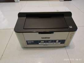 PRINTER KANTOR BROTHER HL - 1110 Laser Toner hitam putih
