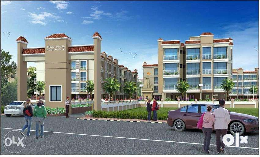 1BHK Flat available in Pioneer Hill View Residency, Nevali, NEW PANVEL 0