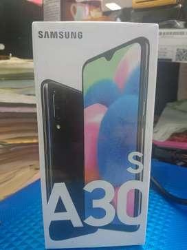 Samsung A30S Ram 4/64 warna hitam