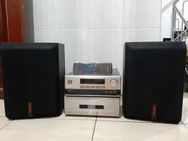 Stereo Set Yamaha Japan Vintage