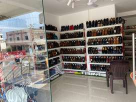 Required sales boy and sales girl for foot wear and bags showroom
