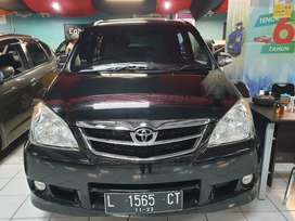 Toyota Avanza 1.3 G Manual 2007 Hitam #MobilMurah