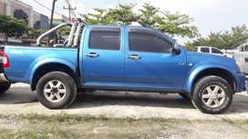 Isuzu d max manual 4x4