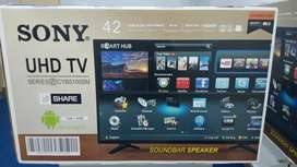 LIMITED OFFER 42'' SONY 4K UHD SMART