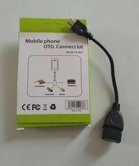 OTG Connect kit for HP & Tablet