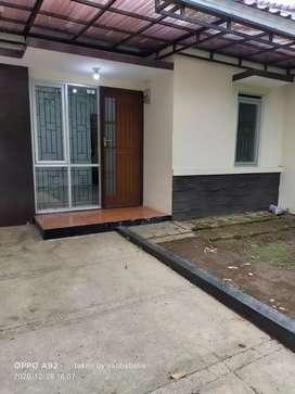 Dikontrakkan Rumah di Katapang Indah Residence Rp. 20.000.000/tahun