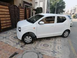 Suxuki alto ags automatic 2020 for rent and pick and drop service