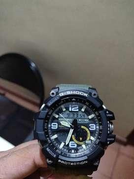 Casio G Shock mudmaster watch