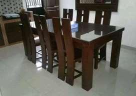 Meja makan kursi mewah