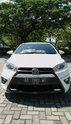 TOYOTA ALL NEW YARIS TRD SPORTIVO 1.5 S M/T ASLI AD!SPORTY&EXCLUSIVE!