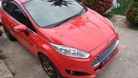 Ford Fiesta 1.5 S 2014 AT