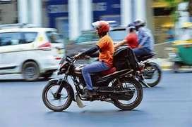 delivery job cureer boy, online parcel delivered