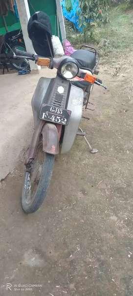 Bajaj m80 bike old is good