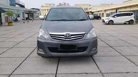Innova g luxury at 2010 tdp 12.5 jt