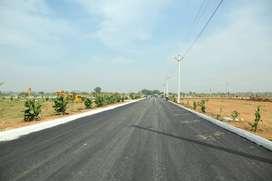 233 Sq.Yards HMDA Plot for sale in Shathabdi Township at Maheswaram