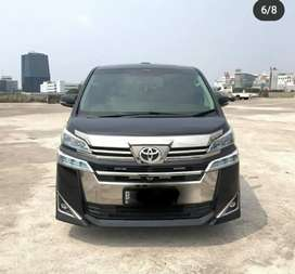 SPECIAL PRICE CASH ONLY !! (EXECUTIVE AUTO) !! TOYOTA VELLFIRE G 2018