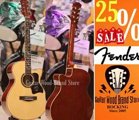 Fender cd 230 profesional guitars on whole salle rates+bag+20 steings
