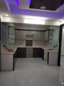 3 BHK 100 gaj new built ,lift ,car parking uttam Nagar West in 62 lakh