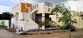 Near kovilpalayam 1 and 2 bhk houses