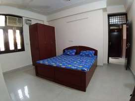 Fully furnished room for rent in gurgaon