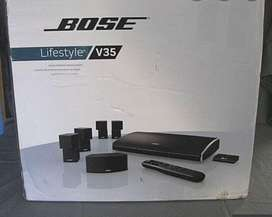 Bose Lifestyle® V35 home entertainment system Color: Black