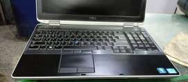 Dell Latitude 6530 Core i5 3rd Generation for sell.