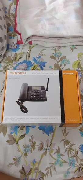 VisionTek GSM fixed wireless phone